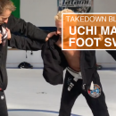 Takedown Blueprint: Uchi Mata & Foot Sweep