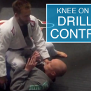 Knee On Belly // Drills & Controls