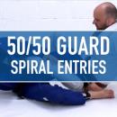 Spiral Entries // 50/50 Entries