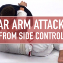 Far Am Attacks from Side Control