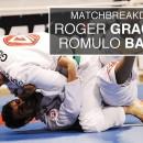 Match Breakdown: Roger Gracie vs Romulo Barral (2009)