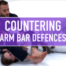 Three Arm Bar Defence Counters