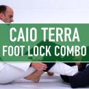 Caio Terra Foot Lock Combination