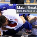 Match Breakdown: Rafael Mendes vs Rubens 'Cobrinha' Charles