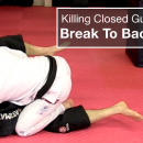 Guard Break to Back Step