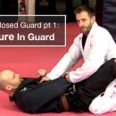 Posture In Guard