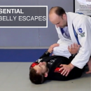 Essential Knee On Belly Escapes