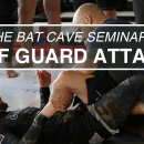 Bat Cave Seminars pt2: Half Guard Attacks