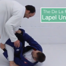 De La Riva Attacks: Lapel Underhook