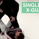 Single Leg X-Guard Attacks