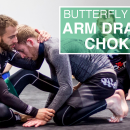 Butterfly Guard | Arm Drags & Chokes