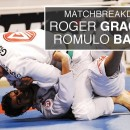 Roger Gracie vs Romulo Gracie // Match Breakdown