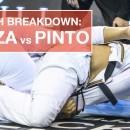 Match Breakdown: Panza vs Pinto