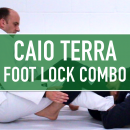 Caio Terra Foot Lock Combination