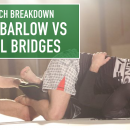 Match Breakdown: Tom Barlow vs Paul Bridges