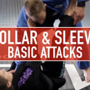 Collar & Sleeve // Basic Attacks