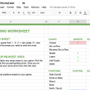 Game Analysis Worksheet