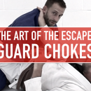 Guard Choke Defence // The Art Of The Escape
