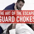 Guard Choke Defence // The Art Of The Escape