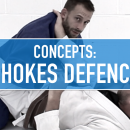 Choke Defence Concepts // The Art Of The Escape