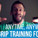 Anytime, Anywhere Grip Training For BJJ