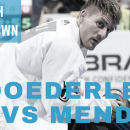 Match Breakdown: Isaac Doederlein vs Rafa Mendes (2016)
