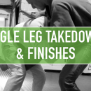 Single Leg Takedowns & Finishes