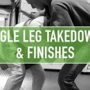 Single Leg Takedowns & Finishes