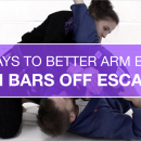 Arm Bars Off Escapes // 30 Days To Better Arm Bars