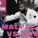 Match Breakdown: Bruno Malfacine vs Javier Gomes (2017)
