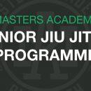 Junior Jiu Jitsu Programme