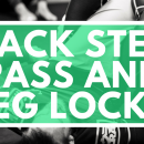 Back Step Passing & Leg Attacks