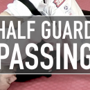 Fundamental Half Guard Passes