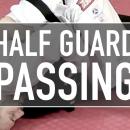 Fundamental Half Guard Passes
