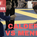 Match Breakdown: Mendes vs Calderon (2014)