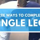 Three Ways To Compete The Single Leg Takedown