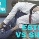 Match Breakdown: Braulio Estima vs Thiago Silva (2014)