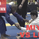 Match Breakdown: Washington Lima vs Joao Miyao (2018)