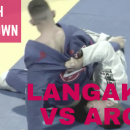 Match Breakdown: Tommy Langaker vs Gabriel Arges (2018)