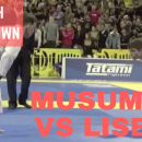 Match Breakdown: Mikey Musumeci vs Eduardo Lisboa (2018)