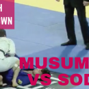 Match Breakdown: Mikey Musumeci vs Alex Sodre (2018)