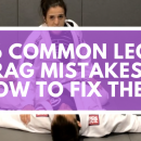 6 Common Leg Drag Mistakes And How To Fix Them