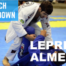 Match Breakdown: Lucas Lepri vs Caio Almeida (2014)