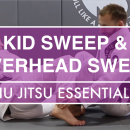 Kid Sweep & Overhead Sweep From Collar & Sleeve