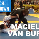 Match Breakdown: Maciel vs Van Buran (2018)