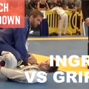 Match Breakdown: Gianni Grippo vs Eric Ingram (2018)