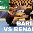 Match Breakdown - Tom Barlow vs Lee Renaut (2018)