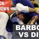 Match Breakdown: Matheus Diniz vs Lucas Barbosa (2018)