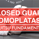 Closed Guard Omoplatas