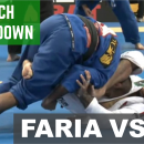 Match Breakdown: Bernardo Faria vs Leandro Lo (2015)